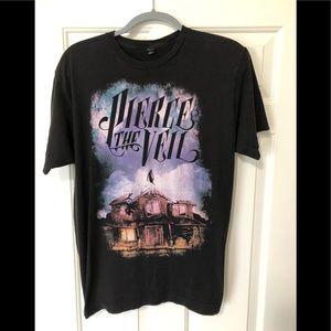 Shirts - Pierce the veil band concert tour shirt L